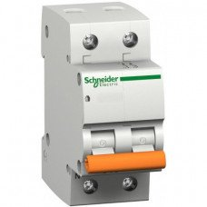 Автоматический выключатель  ВА63 1п+N 63A C Schneider Electric
