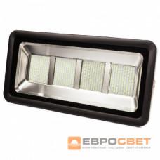 Прожектор светодиодный ЕВРОСВЕТ 400Вт 6400К EV-400-01 36000Лм
