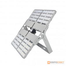Прожектор светодиодный ЕВРОСВЕТ 1000Вт 6400К EV-1000-01 PRO 110000Лм