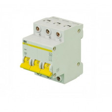 Автоматический выключатель ВА47-29 3Р 50А 4,5кА х-ка C