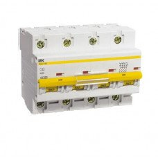 Автоматический выключатель ВА47-29 4Р 40А 4,5кА х-ка C