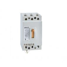 Выключатель ВА13-29 2300 на токи от 0,6 до 63 А уставка = 6 In; ~ 12 In