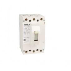 Выключатель ВА 57-31 на ток 80, 100 А уставка 1200 А