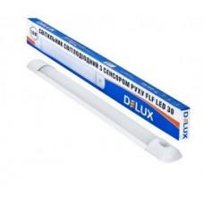Светильник светодиодный настенно-потолочный DELUX FLF LED 30 16W 6500K с датчиком